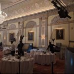 Conference _ fancy hall